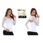 Blusa fashion BL4067BL