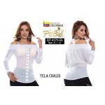 Blusa fashion BL4076BL