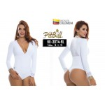Body reductor BD3074BL blanco