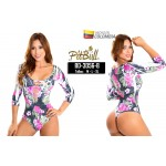 Body colombiano BD3056B