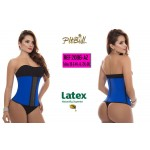 Faja colombiana latex 2005AZUL