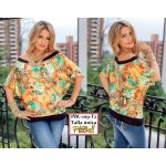 Blusa colombiana bl109-t2