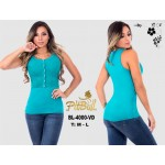 Blusa fashion BL4000VD