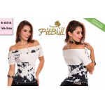 Blusa fashion BL4037BL
