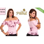 Blusa fashion BL4037RS