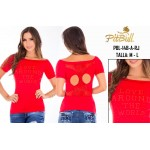Blusa fashion BL148ARJ