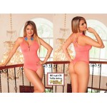 Body con faja BD246CR