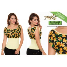 Blusa Pitbull BL-4044-AM